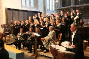 Orchester im Dom