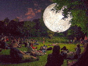 Museum of the Moon by Luke Jerram, Greenwich & Docklands Festival